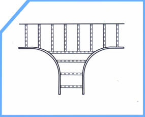 tee bend ladder type image